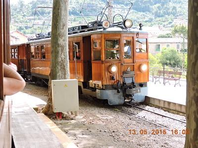 Soller Railway 'Palma to Soller'