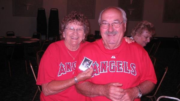 2008 - June (Angels vs. Dodgers Patio Tailgaiter)