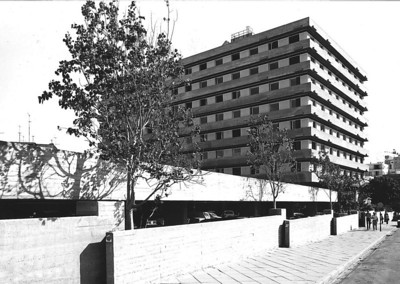 Labour Sick Fund Headquarters - 1963-1965