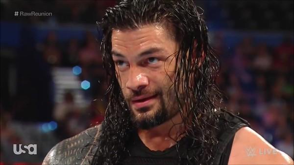 Roman Reigns - Raw Screencaps (July 22, 2019)