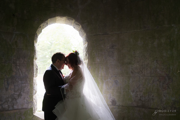 Searles Castle New Hampshire Wedding: Holly & Nick