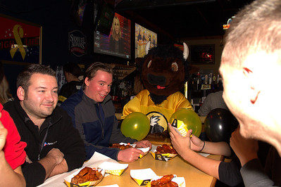 Moon vs West Allegheny Clearview Cup Wing Eating Contest 2013-10-23