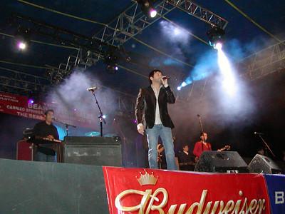 La Mafia at the Spinach Festival 11-11-2006