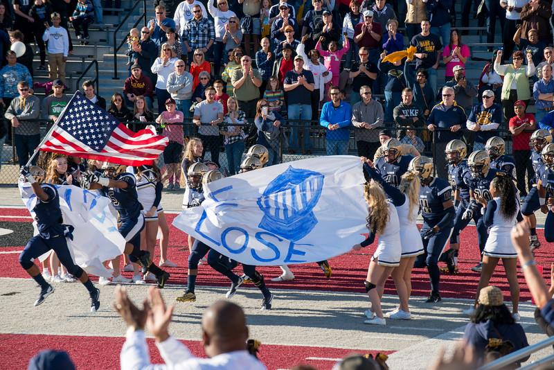 Class 4A High School Quarterfinal Football