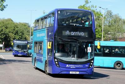 UK Bus September 2019