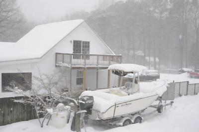 2nd Blizzard Feb 2010