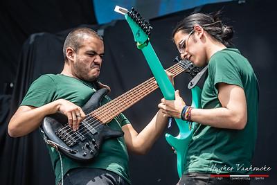 Obesity (MEX) @ Hell & Heaven Metal Fest 2020 - Foro Pegaso - Toluca - México