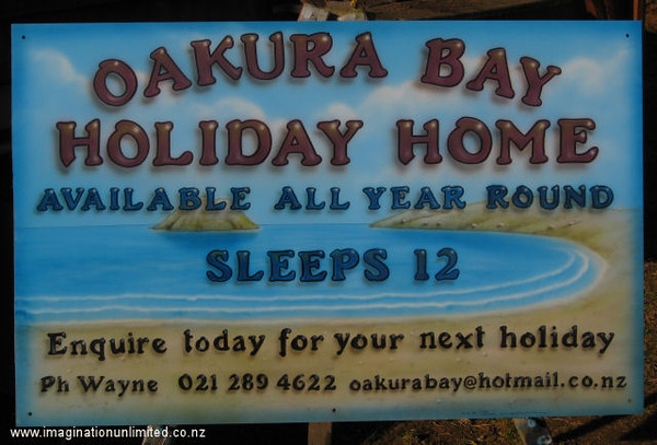 Holiday home signs.JPG