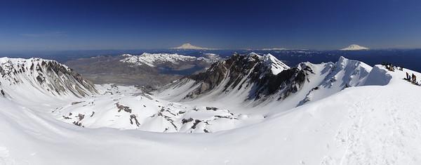 Mt. St. Helens - 2014/04/13