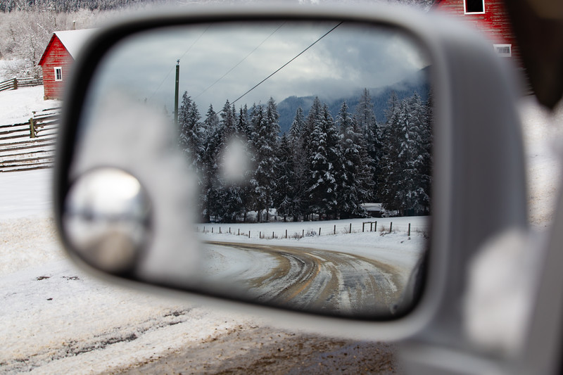 Drivers Side Mirror