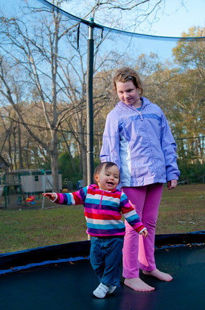 Landreneau Family, January 2011