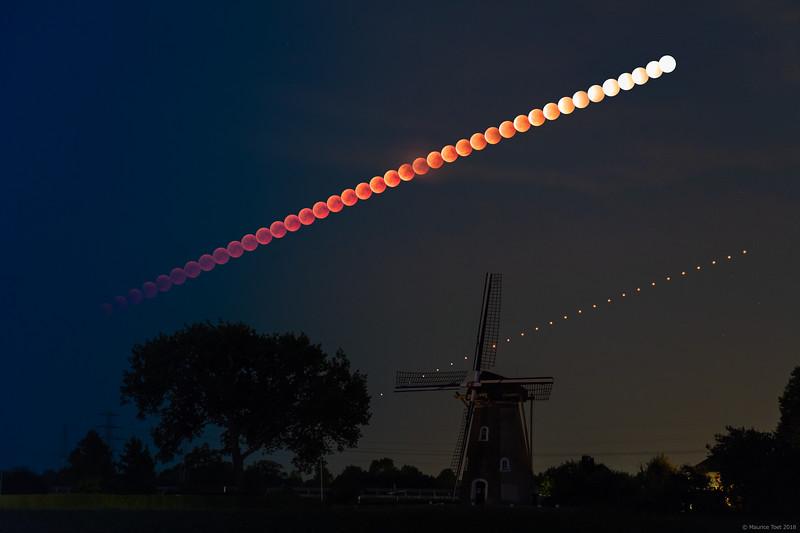 Moon, Mars & Mill