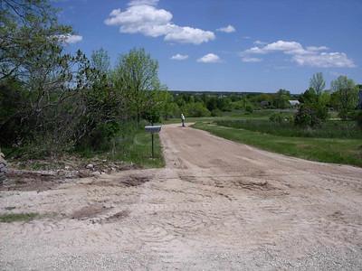 Pave Driveway, Jun 09