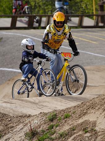 2010 GTC BMX RACE #1