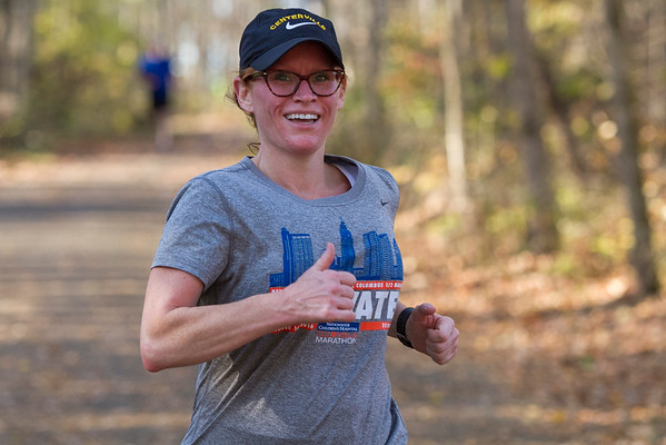 ORRRC Narrows 10k - November 6, 2016