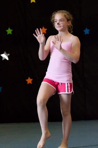 Gym Stars Spring Show