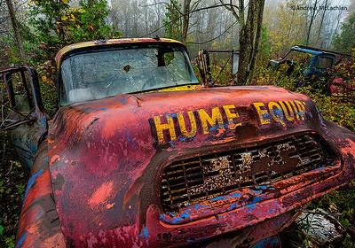 Rusty Old Wrecks