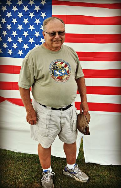 Brookstone 1 HOA Patriotic Celebration Photo Booth