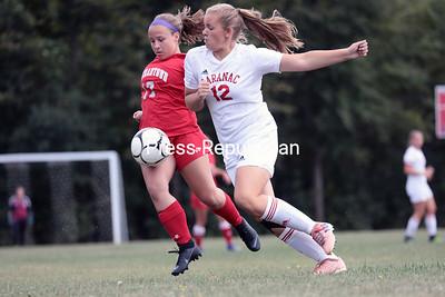 Girls Soccer — Beekmantown vs. Saranac