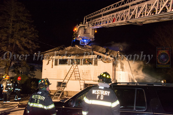 Westbury House Fire 01/08/2015