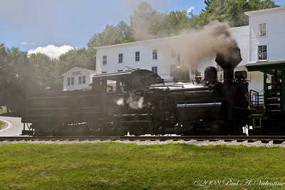 Cass Scenic RR>The Trainrides 08-10-08