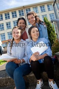 Courtney O'Connor, Nicole McFee, Emily Shields and Shannon Mynes. R1535012
