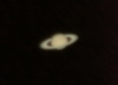 Saturn - 1/6/2013 (Processed cropped stack)