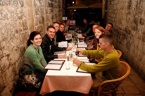 Croatia, Albania, Austria; Spring Tour—May, 2009