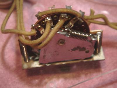 453- 1965 Stratocaster assemble