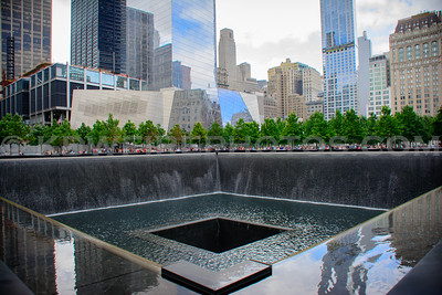 National 9/11 Memorial Museum - Manhattan, New York City - 7/28/14