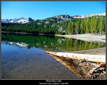 Mono Lake & Mammoth Lakes