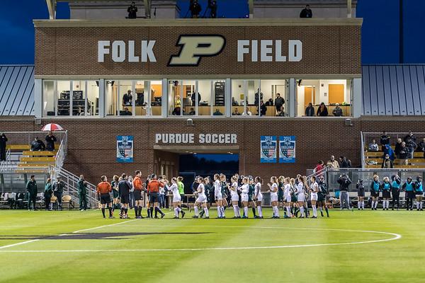 Purdue Soccer vs Michigan State 2016-10-26
