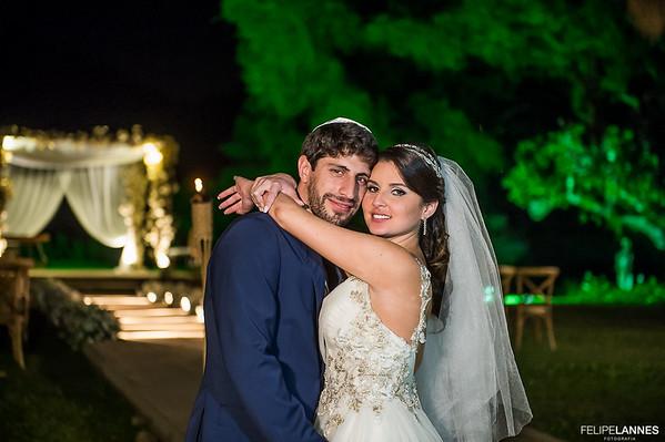 Isabela e Leandro