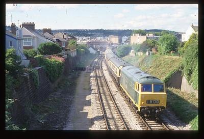 Paignton and Dartmouth 1991