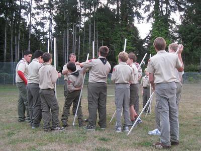 Troop Meeting - Sep 7
