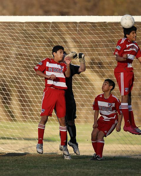 Chivas 98 vs FC Dallas