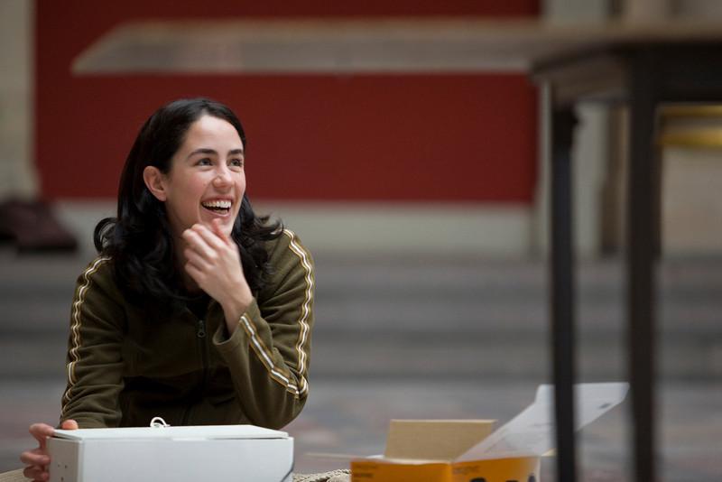 Bárbara Carroll de Obeso.Directrice et Commissaire de l'exposition. association.apogee@gmail.com