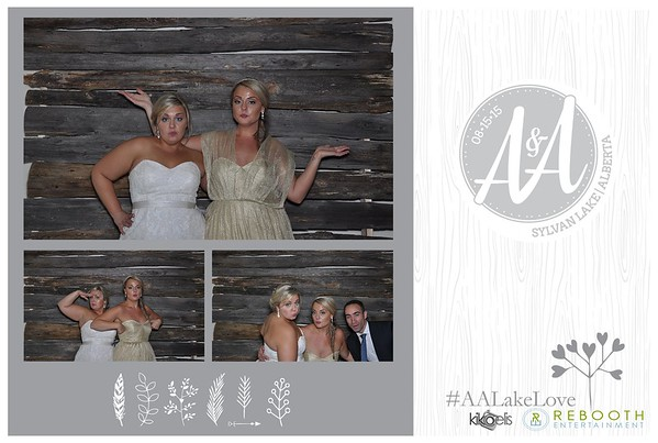 AA Wedding