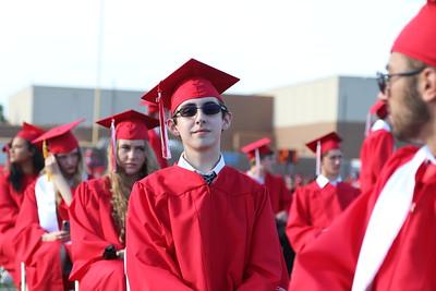 Crown Point High School Graduation 2021