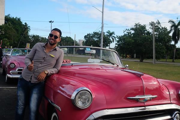 Cars & Trains in Cuba