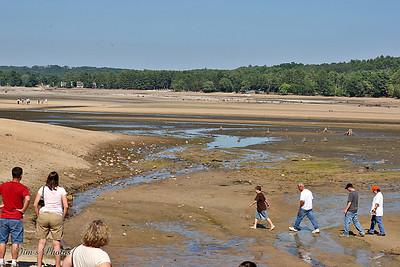 Lake Dalton - July 5, 2008 - Emply Lake