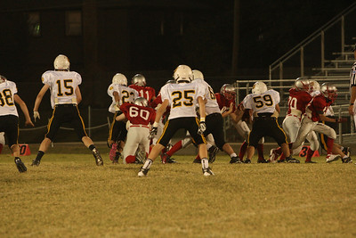 Wellington eighth graders in action