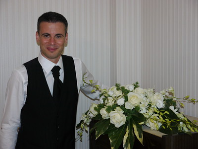 Matrimonio Andrea Muzio e Daniela Stum - I preparativi