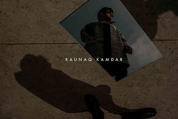 Raunaq Kamdar
