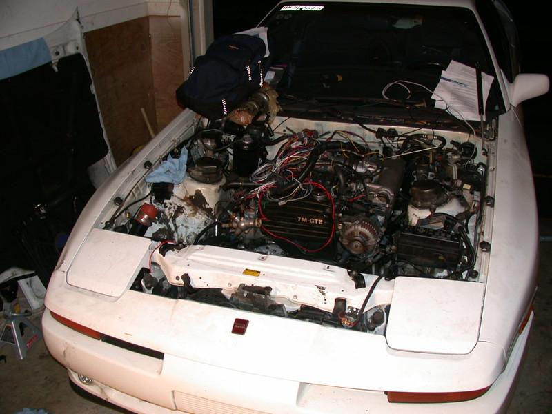 ahh, motor is in