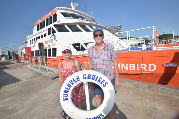 Sunlover Cruises 16th March
