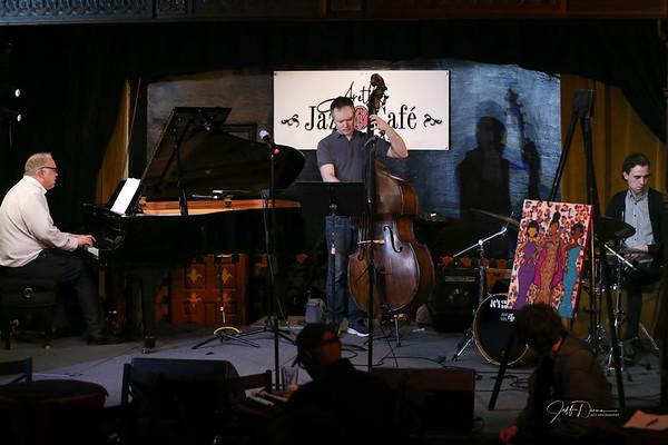 Aretha's Jazz Jam - 4th Anniversary -  Aretha's Jazz Cafe  - 2-23-2020