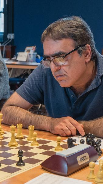 Mohsen Abedian, minor section winner