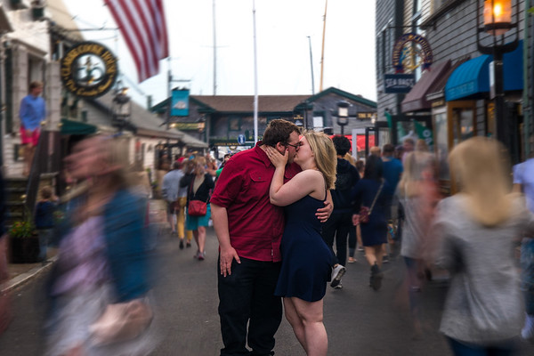 Tyler and Erin Engagment