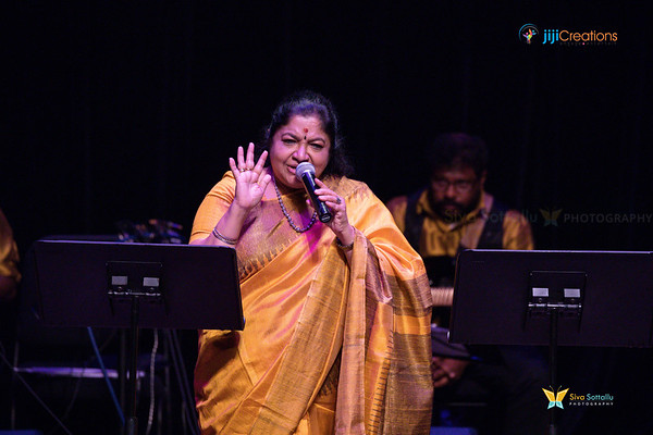 Chithra Musical40 Live in Concert